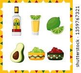 mexico cinco de mayo | Shutterstock .eps vector #1359767321