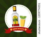 mexico cinco de mayo | Shutterstock .eps vector #1359774551