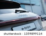riga  march 2019   new audi e... | Shutterstock . vector #1359899114