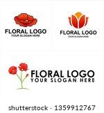 black red orange line art... | Shutterstock .eps vector #1359912767