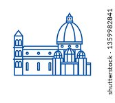 italy  temple  florence... | Shutterstock .eps vector #1359982841