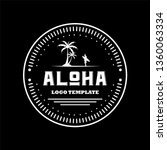 Hawaii Cafe Logo Design...