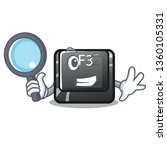 detective button f3 on the...   Shutterstock .eps vector #1360105331