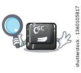 detective button esc in the...   Shutterstock .eps vector #1360105817