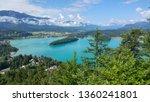 Faaker See Blue Austria...