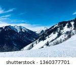 Scenic Winter Landscape At...