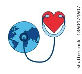 world health day | Shutterstock .eps vector #1360474607