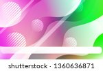 dynamic shape background with...