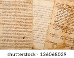 Manuscripts Of The 1700 1800...