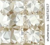 abstract random polygonal... | Shutterstock . vector #1360732517