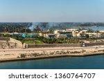 ismailia  egypt   november 5 ... | Shutterstock . vector #1360764707