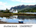 The Bay At Plockton  Scotland ...
