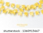 glitter gold glitter party... | Shutterstock .eps vector #1360915667