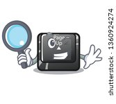 detective button page up...   Shutterstock .eps vector #1360924274