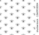 mosquito seamless pattern. top... | Shutterstock .eps vector #1360933004