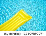beach summer holiday background....   Shutterstock . vector #1360989707