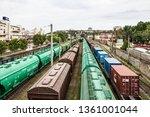 odessa  ukraine   april 6  2019 ... | Shutterstock . vector #1361001044