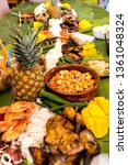 Small photo of boodle fight set