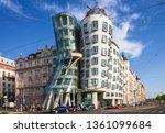 prague  czech republic   april... | Shutterstock . vector #1361099684
