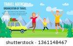 travel agency. organization of...   Shutterstock .eps vector #1361148467