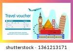 Travel Voucher Website Banner ...