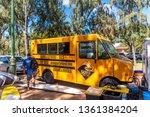 honolulu  hawaii   april 4 ... | Shutterstock . vector #1361384204