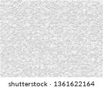 abstract paper white black ... | Shutterstock . vector #1361622164