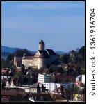 Castle of Porrentruy - Switzerland