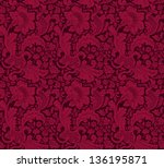vintage  pattern  retro  flower ...