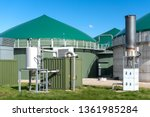 technology and tanks of a... | Shutterstock . vector #1361985284