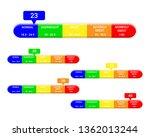 body mass index  bmi... | Shutterstock .eps vector #1362013244