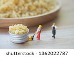 miniature people chef select... | Shutterstock . vector #1362022787