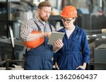 Young Female Engineer In...