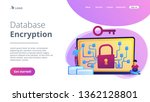 cryptographic officer and... | Shutterstock .eps vector #1362128801