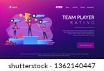 tiny people winners sportsmen... | Shutterstock .eps vector #1362140447