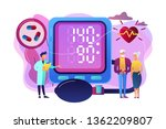 doctor  elderly couple at...   Shutterstock .eps vector #1362209807