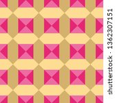 colorful seamless geometrical...   Shutterstock .eps vector #1362307151