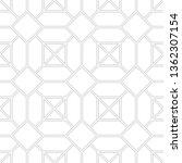 seamless geometrical islamic...   Shutterstock .eps vector #1362307154