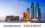 abu dhabi  united arab emirates ...   Shutterstock . vector #1362318107