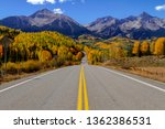 Scenic Highway Vista In...