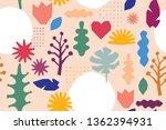 seamless modern abstract...   Shutterstock .eps vector #1362394931