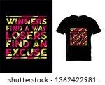 winners find away losers find... | Shutterstock .eps vector #1362422981