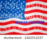 russian collusion during... | Shutterstock . vector #1362512237