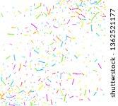 sprinkles grainy. cupcake... | Shutterstock .eps vector #1362521177