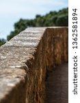 medieval rock boundary cobble...   Shutterstock . vector #1362581894