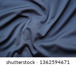 black silk cloth texture... | Shutterstock . vector #1362594671