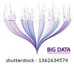 big data statistical analysis... | Shutterstock .eps vector #1362634574