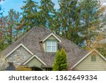 the top of the house or... | Shutterstock . vector #1362649334