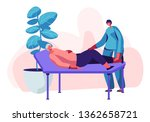physical therapy service in... | Shutterstock .eps vector #1362658721