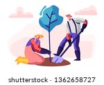couple of male and female...   Shutterstock .eps vector #1362658727
